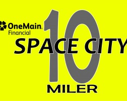 Space City 10 Miler (October 9th, 2016)